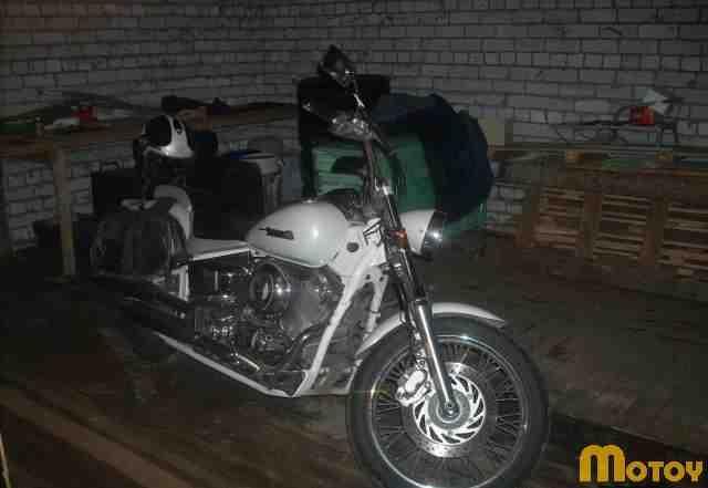 Ямаха драг стар 400 мотоцикл