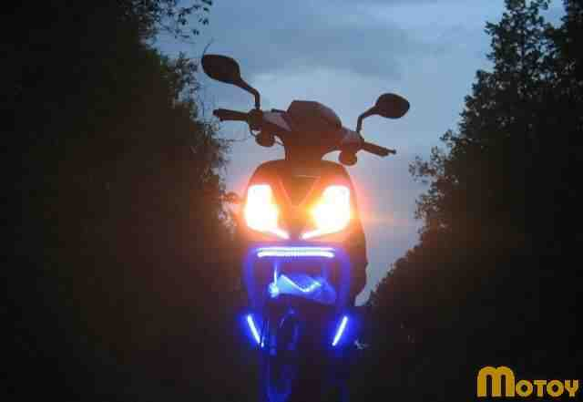 Продам скутер Патрон Stilet 50z (Пенза-Заречный)