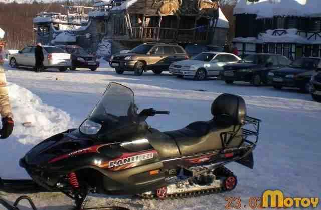 Срочно продам снегоход Arctic Cat 2004 года