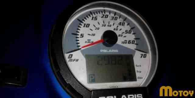 Продам Polaris Sportsmen X2 500 инжектор