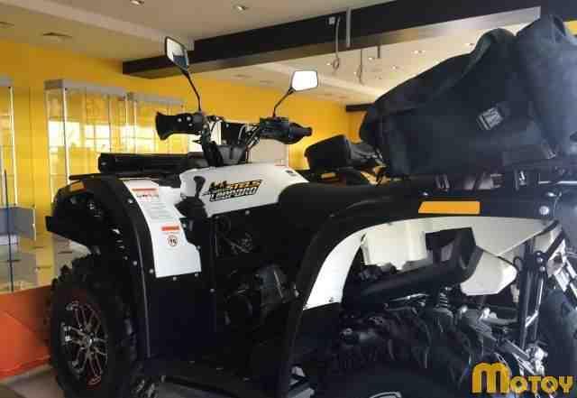 Стелс ATV 600 Леопард