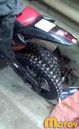 Продам Ирбис TTR 125 cc