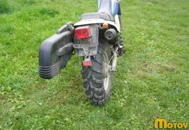 Мотоцикл повышенной проходимости Ямаха TW200