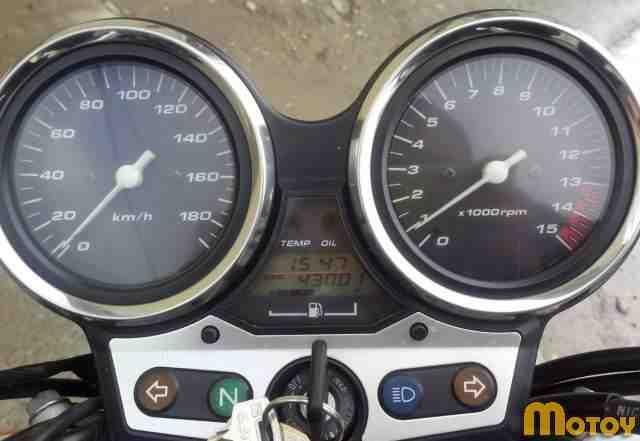 Хонда Cb 400 vitec 1