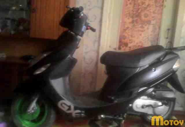 GX moto router