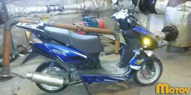 Продам скутер Ирбис-рзр 150 куб