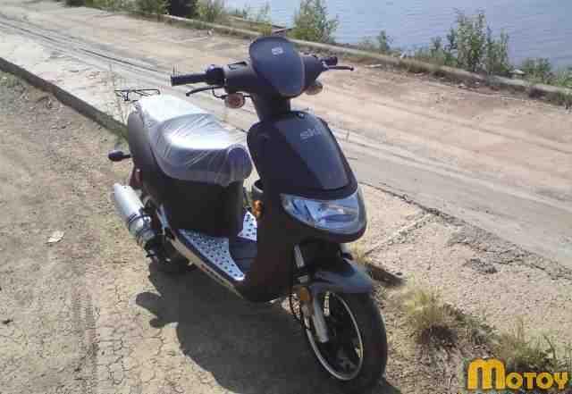 Скутер Стелс Скиф-50