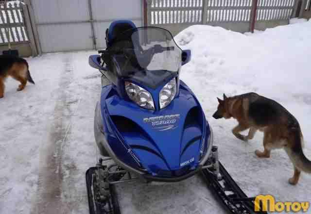 Снегоход Bearcat WT Turbo 4-stroke