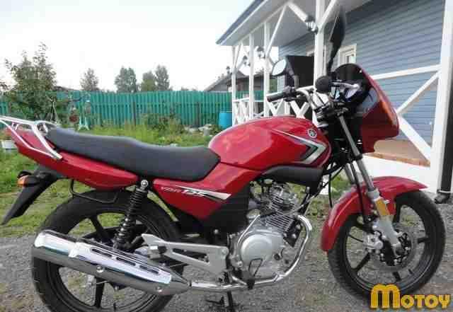 Мотоцикл ямаха-125
