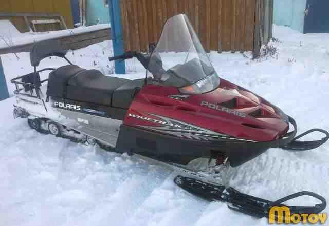 Снегоход polaris LX 500