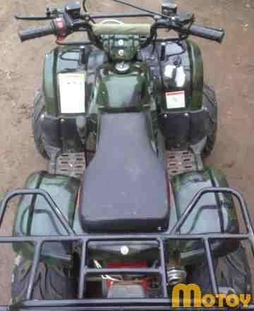 Квадроцикл Ирбис 125