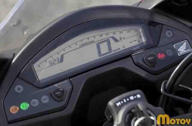 Хонда CBR 600F