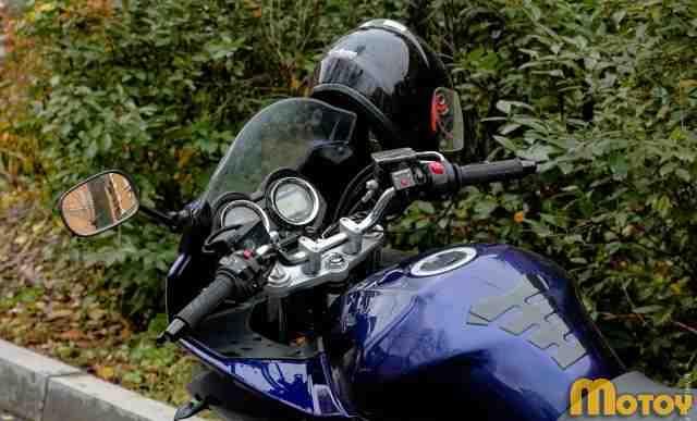 Сузуки Бандит 1250SA