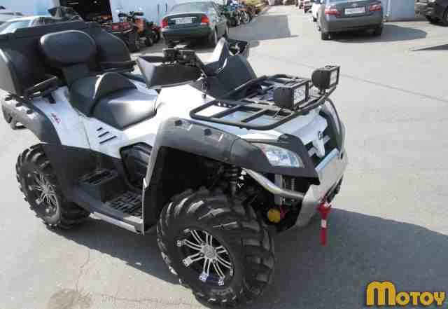 Продам CF moto X8