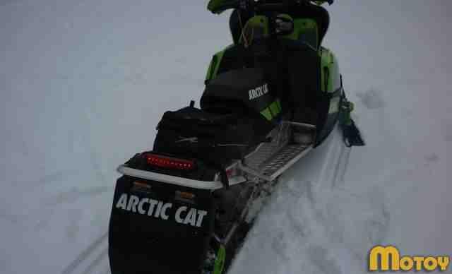 Arctic cat cross faer 800 2011года