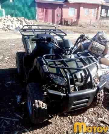 Квадроцикл ирбис ATV150U LUX