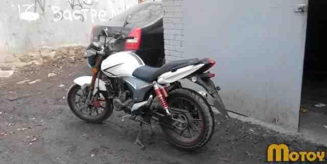 Мотоцикл Стелс Flame 200