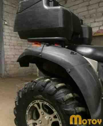 Продам Квадроцикл Х6 1800 км
