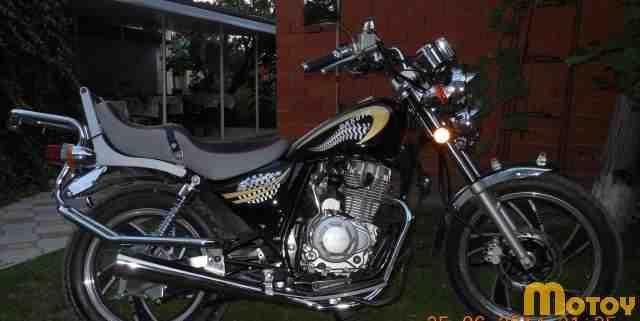 Мотоцикл Дакота - Евротекс