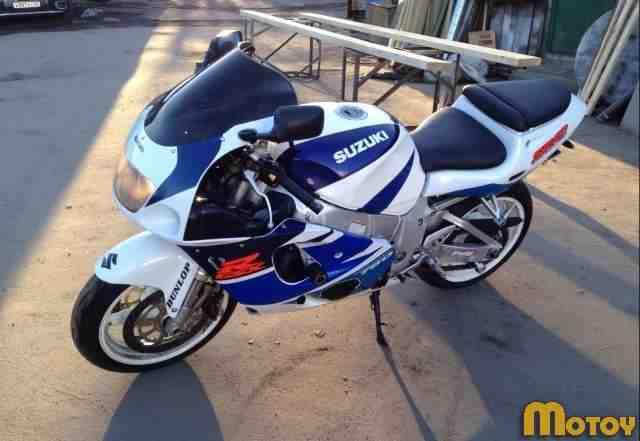 Сузуки GSX-R750 1997 г