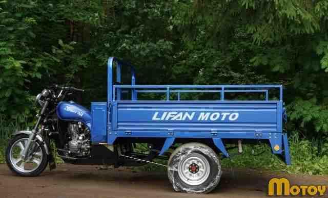 Трицикл зид - Lifan LF200ZH-3. Новый