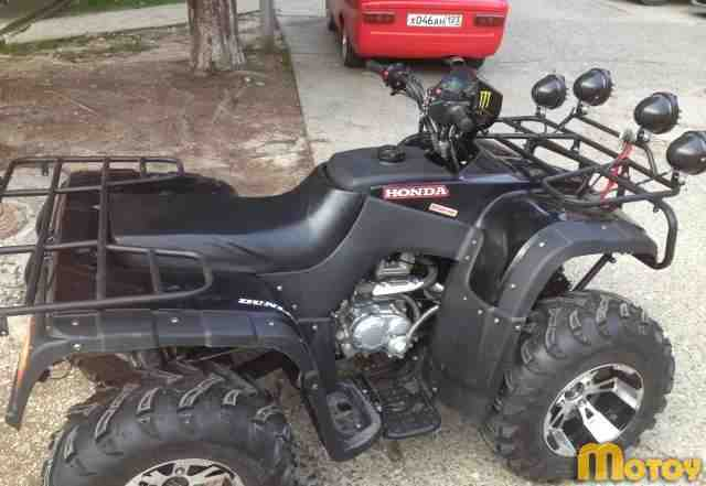 Квадроцикл 250сс