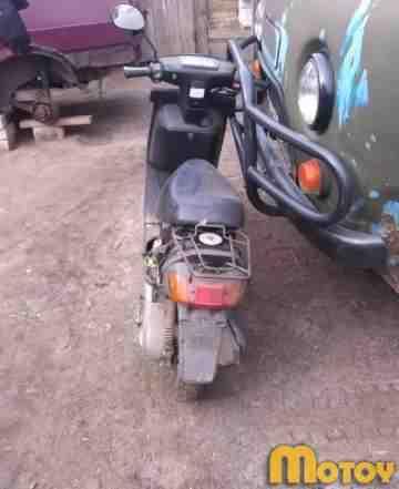 Скутер Ямаха 49куб