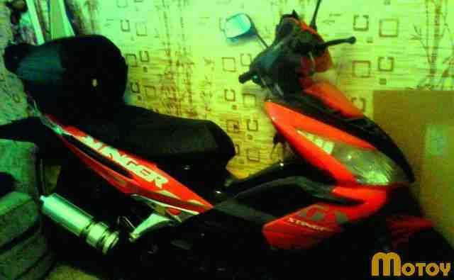 Скутер Stinger 50cc