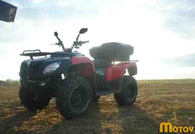 Стелс ATV 600