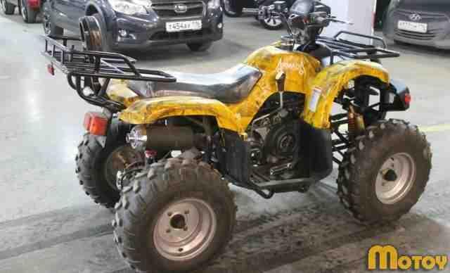 Квадроцикл Армада ATV-150B 2014 г.150 куб. вариато