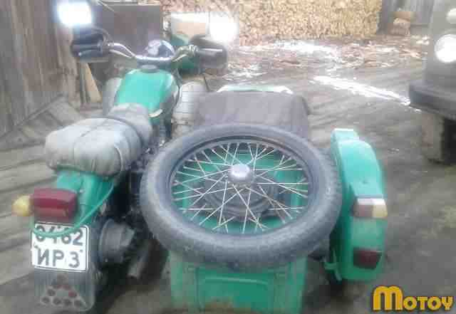 Продажа мотоцикла Урал