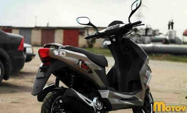 Продам скутер ZX 150 S