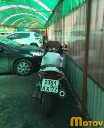 Мотоцикл хонда в прекрасном состоянии