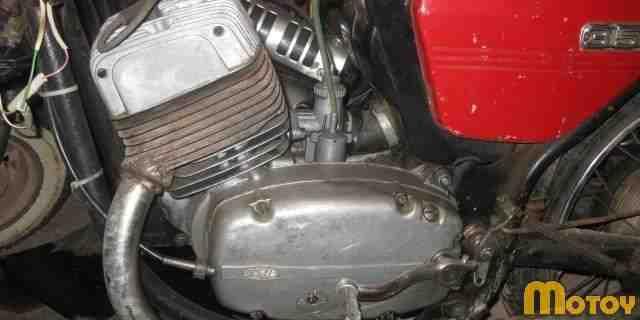 Ява-350 634-7-00 1984г. в 6v