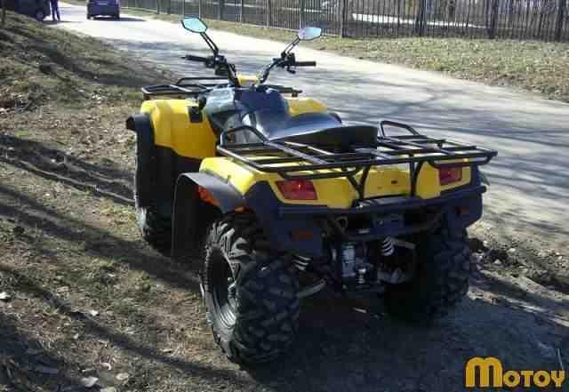 Квадроцикл Стелс ATV 600 GT