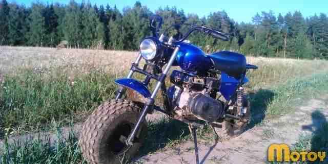 Мотоцикл мотовездеход Куница QJ200 2014 г. в