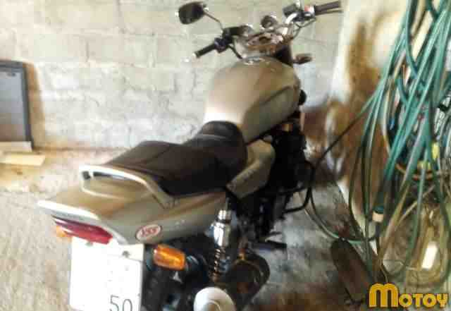 Продам мотоцикл xjr1200