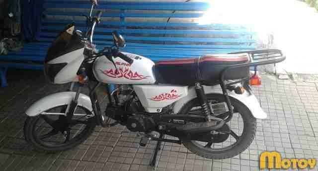 Альфа спорт 110cc