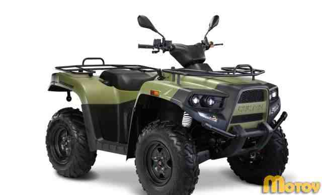 Квадроцикл Cectek Gladiator 550 EFI T6 ECO