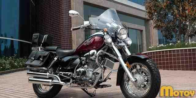 Подаю мотоцикл