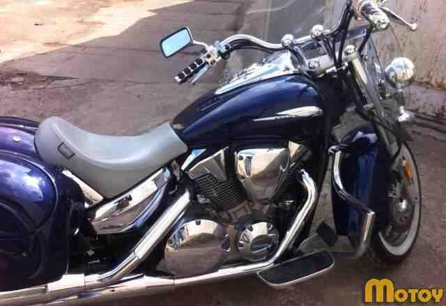 Продам мотоцикл Хонда VTX Touring 1300 2005 г. в