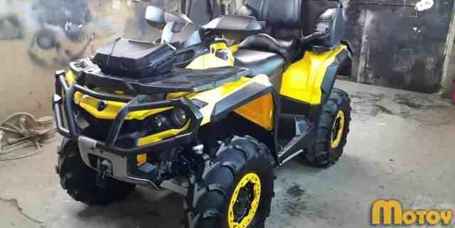 Квадроцикл BRP Аутлендер MAX 1000 XT 2013 г. в