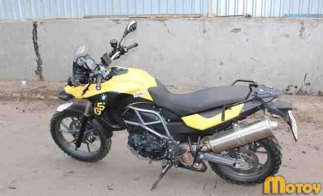 Мотоцикл БМВ (бмв) F650GS