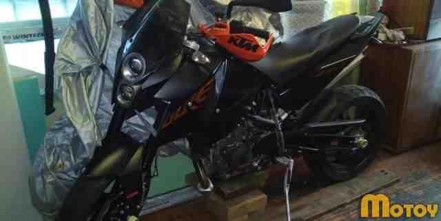 KTM 690 Дюк