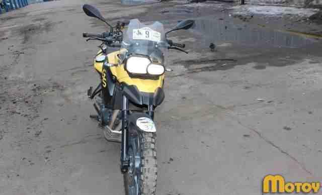 Мотоцикл БМВ (бмв) F650GS 2012 г. в