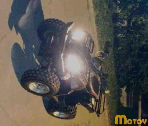 Квадроцикл Ирбис ATV 150U Lux