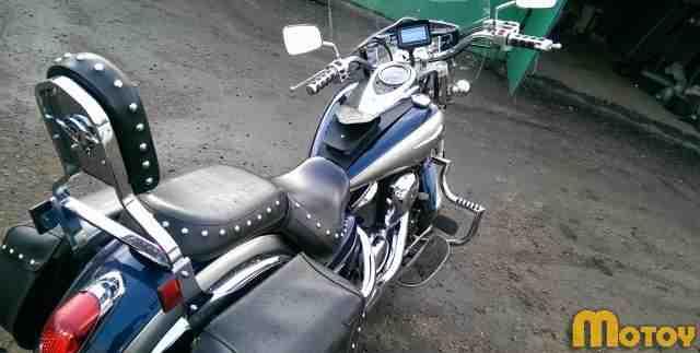 Кавасаки VN900 Классик LT
