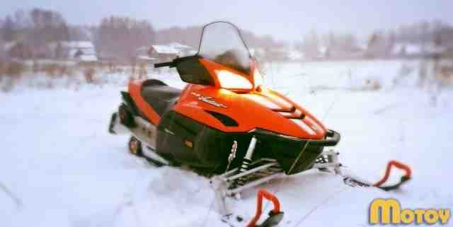 Снегоход Ямаха RS Вектор ER 2006 1000ccm
