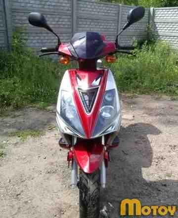 Продаётся скутер Соник-YH50QT-E