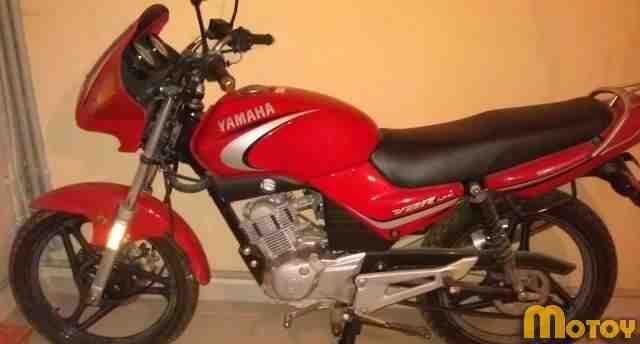 Продаю мотоцикл Ямаха YBR 125